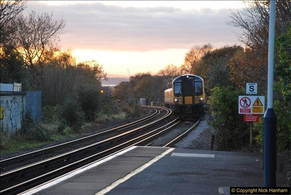 2017-11-29 Parkstone Station, Parkstone, Poole, Dorset.  (2)218