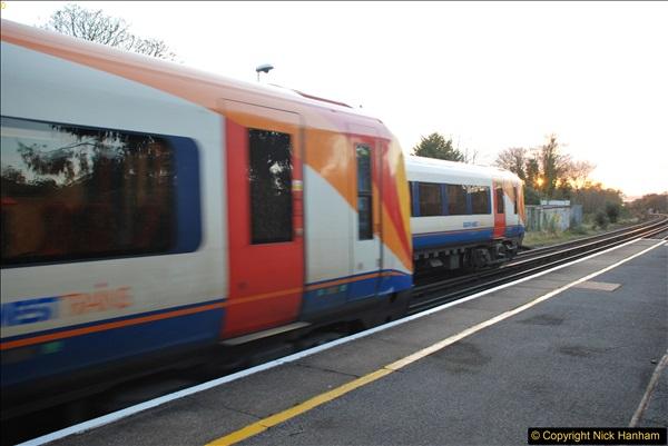 2017-11-29 Parkstone Station, Parkstone, Poole, Dorset.  (5)221