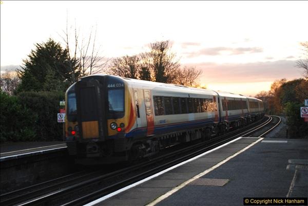 2017-11-29 Parkstone Station, Parkstone, Poole, Dorset.  (7)223