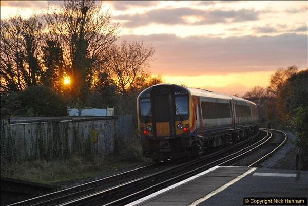 2017-11-29 Parkstone Station, Parkstone, Poole, Dorset.  (8)224