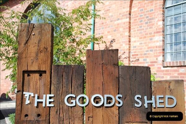 2018-09-07 Refurbished Goods Shed @ Wareham, Dorset.  (3)246