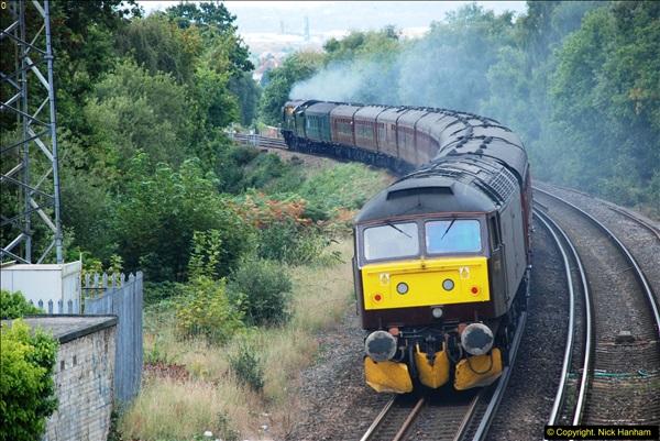 2015-09-09 34067 @ Parkstone, Poole, Dorset.  (11)064