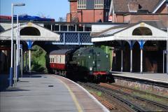 Steam in Dorset 2015 to 2018