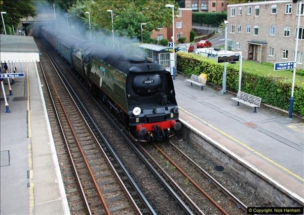 2015-09-09 34067 @ Parkstone, Poole, Dorset.  (5)058