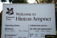 Hinton Ampner 12 November 2018