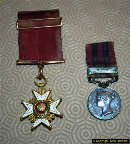 A medal collection (12)12