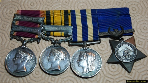 A medal collection (13)13