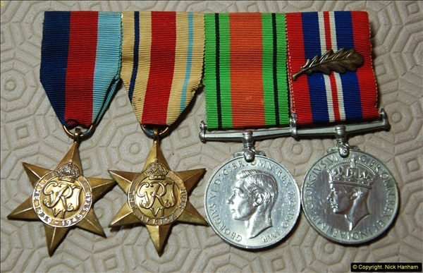 A medal collection (48)48