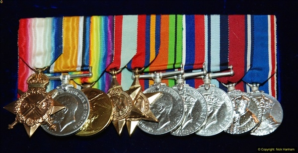 A medal collection (57)57