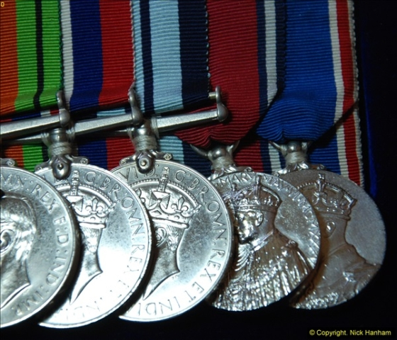 A medal collection (63)63