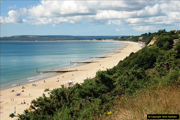 2016-07-14 A country and seaside walk in Poole, Dorset.  (61)061