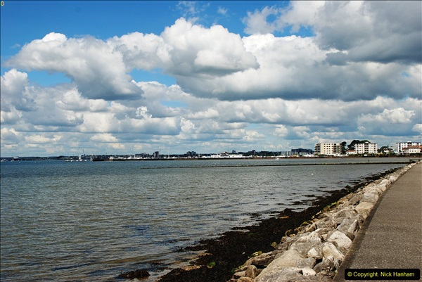 2016-07-14 A country and seaside walk in Poole, Dorset.  (79)079