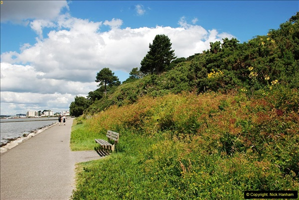 2016-07-14 A country and seaside walk in Poole, Dorset.  (83)083