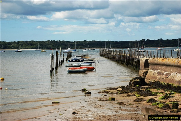 2016-07-14 A country and seaside walk in Poole, Dorset.  (87)087