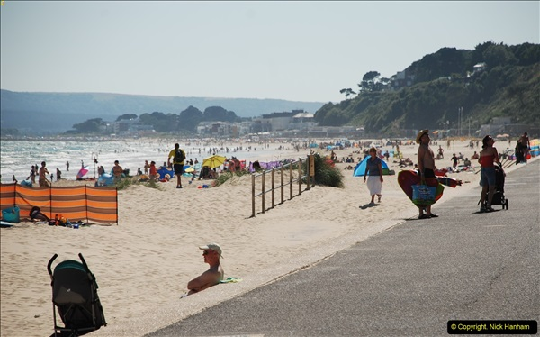 2016-07-20 A continuation of the Poole country to seaside and return walk. (67a) (54)153