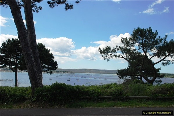 2016-07-14 A country and seaside walk in Poole, Dorset.  (70)070
