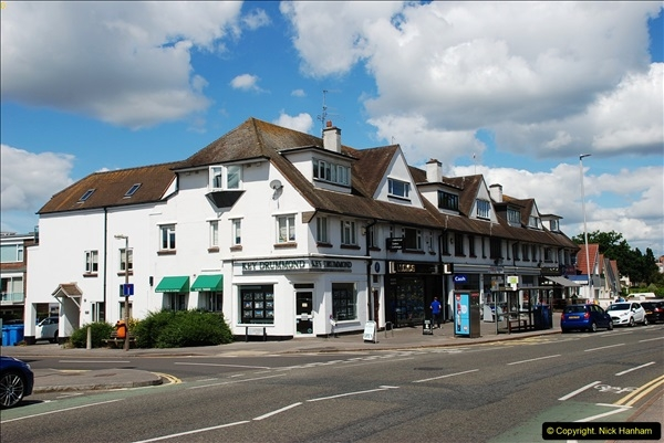 2016-07-14 The buildings of Imperial Airways @ Lilliput. Poole, Dorset.  (4)022
