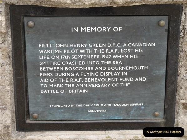 2018-09-09 The John Egging Memorial Bournemouth, Dorset.  (4)101