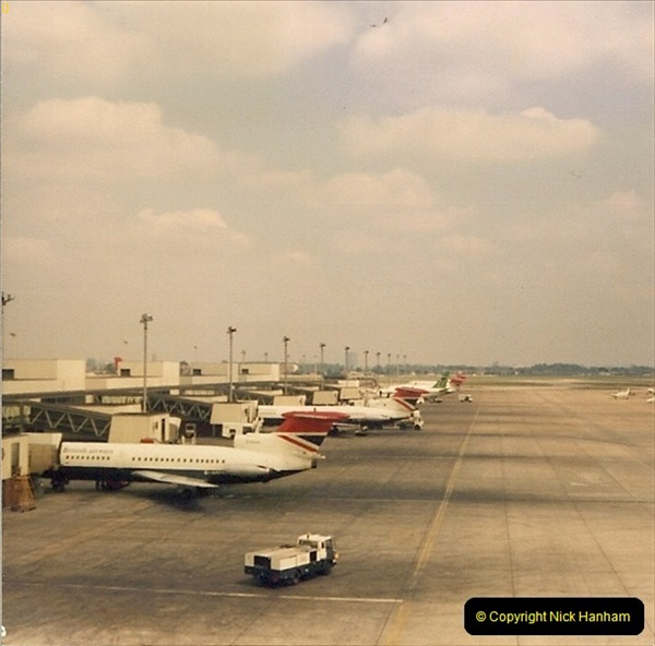 1975 July. London Heathrow (3)012