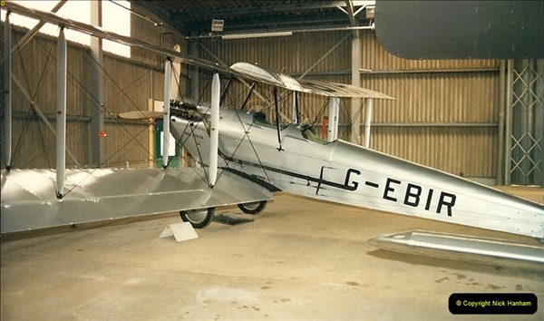 1989-02-12 The Shuttleworth Collection, Biggleswade, Bedfordshire.  (13)103