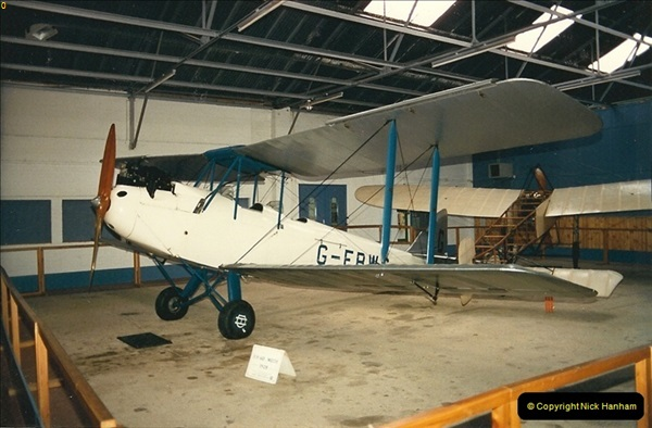 1989-02-12 The Shuttleworth Collection, Biggleswade, Bedfordshire.  (2)092