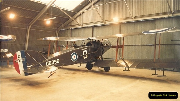 1989-02-12 The Shuttleworth Collection, Biggleswade, Bedfordshire.  (7)097