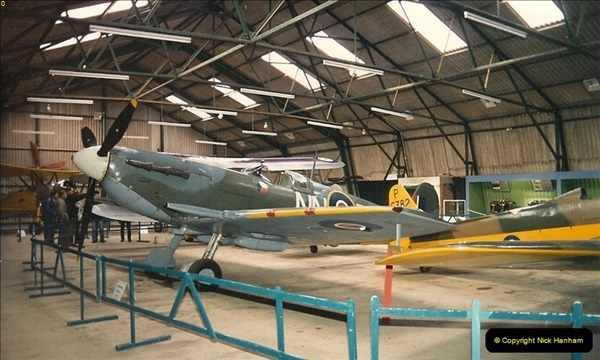 1989-02-12 The Shuttleworth Collection, Biggleswade, Bedfordshire.  (8)098