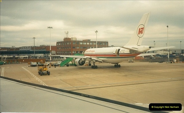 1994-08-14 London Heathrow Airport.  (3)136