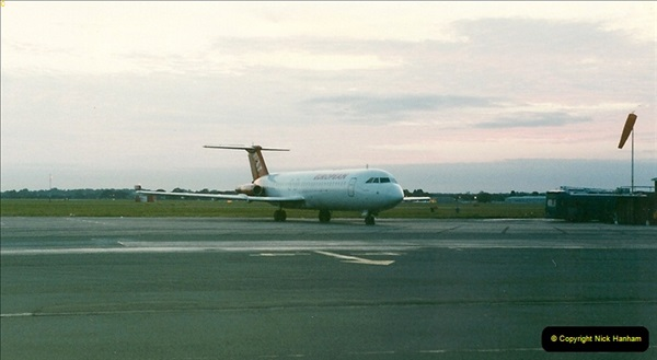 1998-08-13 Bournemouth Hurn Airport, Dorset.179
