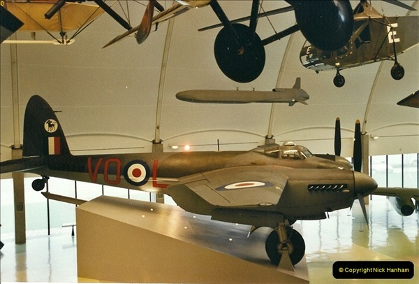 2004-02-13 The Imperial War Museum, Duxford, Cambridgshire.  (12)265