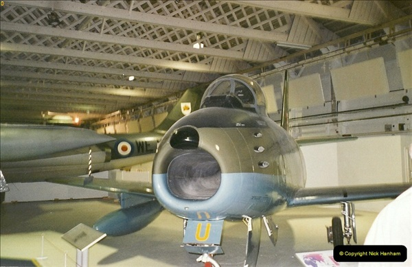 2004-02-13 The Imperial War Museum, Duxford, Cambridgshire.  (33)286