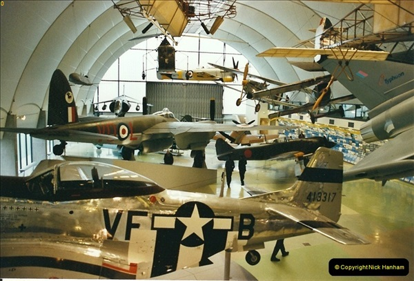 2004-02-13 The Imperial War Museum, Duxford, Cambridgshire.  (4)257
