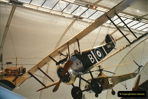 2004-02-13 The Imperial War Museum, Duxford, Cambridgshire.  (6)259