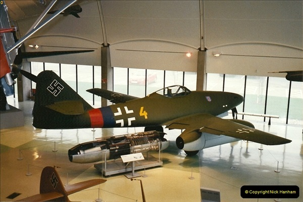 2004-02-13 The Imperial War Museum, Duxford, Cambridgshire.  (8)261