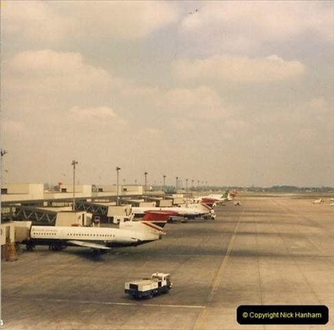 1975 July. London Heathrow (3)012