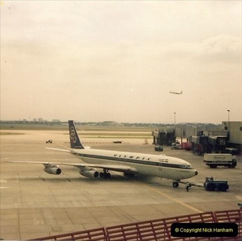 1975 July. London Heathrow (4)013