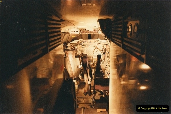 1985-03-24 Concorde @ Bristol Museum.  (1)035