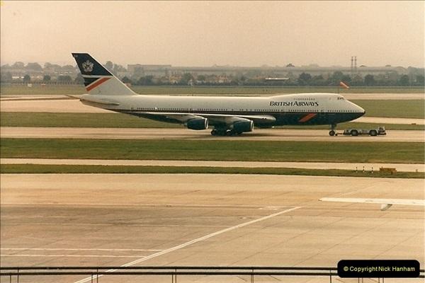 1986-06-21 London Heathrow Airport.  (4)042