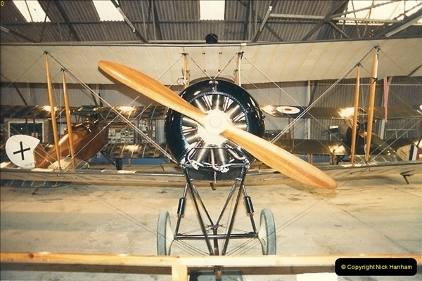 1989-02-12 The Shuttleworth Collection, Biggleswade, Bedfordshire.  (14)104