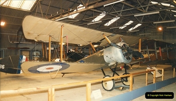 1989-02-12 The Shuttleworth Collection, Biggleswade, Bedfordshire.  (5)095