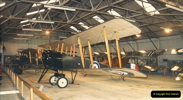 1989-02-12 The Shuttleworth Collection, Biggleswade, Bedfordshire.  (6)096