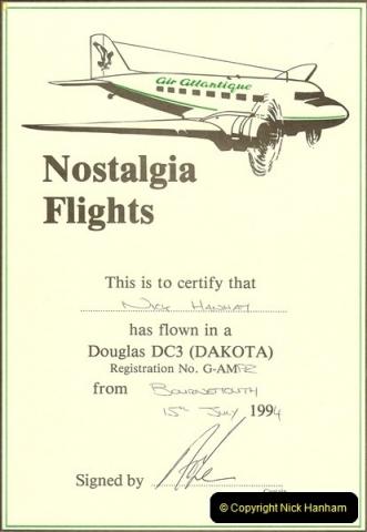 1994-07-15. Bournemouth-France D-Landings Flight (12)132