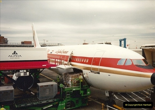 1994-08-14 London Heathrow Airport.  (1)134