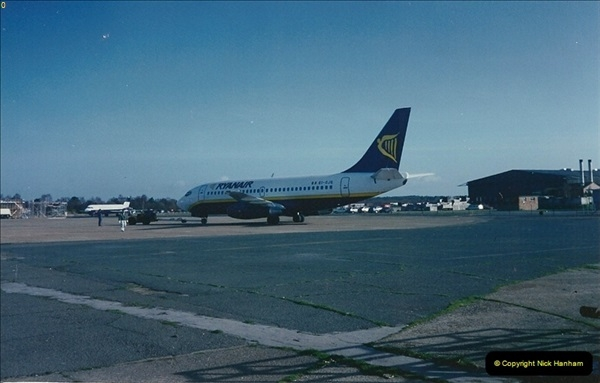 1994 March. Bournemouth Hurn Airport., Dorset.  (1)157