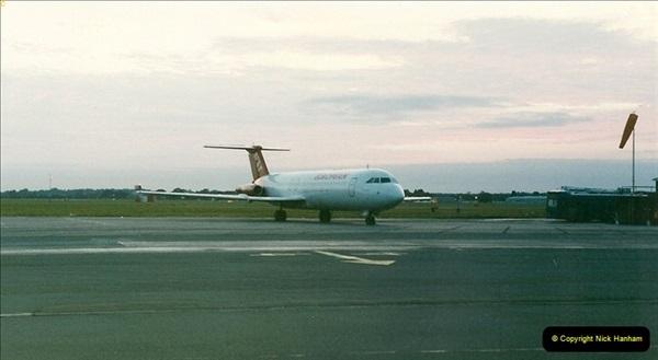 1998-08-13 Bournemouth Hurn Airport, Dorset.179