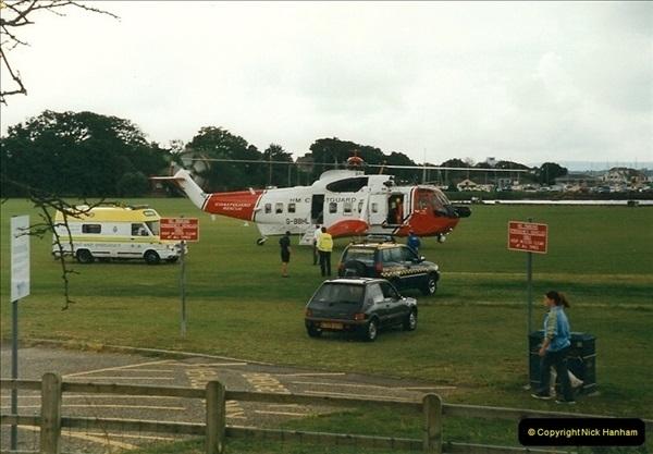 1999 June. Whitecliffe, Poole, Dorset. (2)200