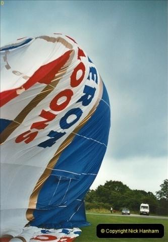 2002-08-19. Baloon Flight Over Dorset. (14)226