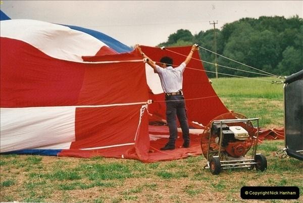 2002-08-19. Baloon Flight Over Dorset. (3)215