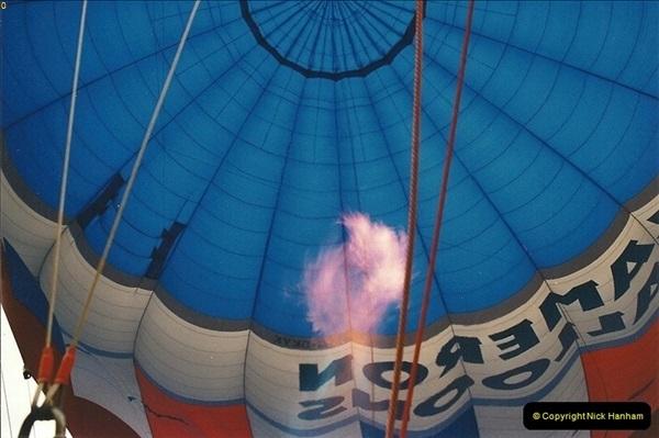2002-08-19. Baloon Flight Over Dorset. (8)220