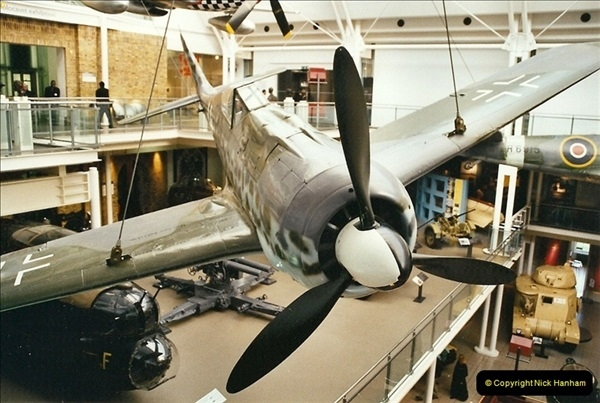 2002-12-05 The Imperial War Museum, London.  (2)238
